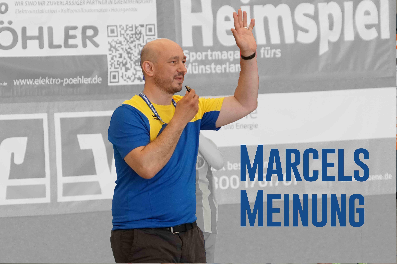 Meinung Handball Marcel Sport