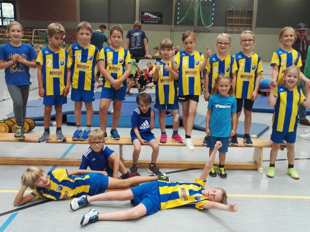 B Lizenz Handball